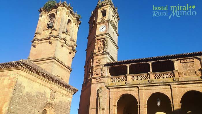 Torres de Alcaraz - Sierra de Albacete