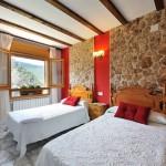 habitación hostal rural miralmundo