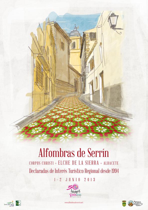 corpus 2013 Alfombras de Serrin
