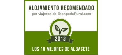 ALOJAMIENTO RECOMENDADO por los viajeros de EscapadaRural.com