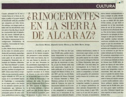Articulo Sierra Viva