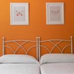 Habitación doble dos camas - Apartamento Rural