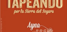 Tapeando por la Sierra del Segura llega a Ayna