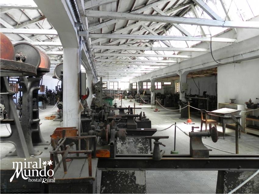 Museo Fabrica de Bronce Riópar - Sierra de Albacete