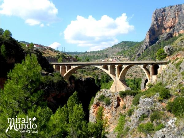 Puente del Pontarron - Miralmundo