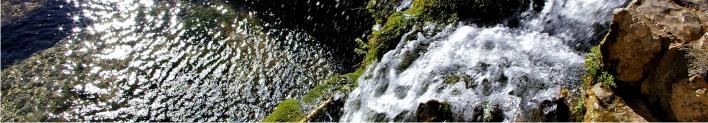 Refrescate a los natural <span> en la Sierra del Segura </span>