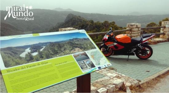 Ruta en moto por la Sierra de Albacete 2