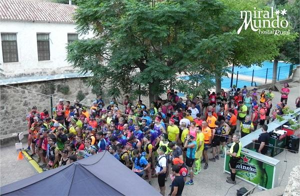 III Desafios trail Sierra del Segura 2017 - Ayna