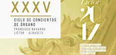XXXV Ciclo de Conciertos de Órgano en Liétor