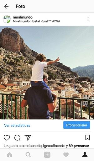Las APP para tu viaje a la Sierra del Segura INSTAGRAM 2