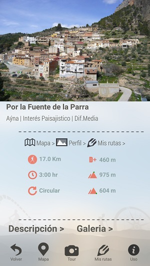 Las APP para tu viajea a la Sierra del Segura - GPS2