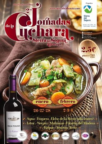 2ª Jornadas de la CUCHARA de la Sierra del Segura en Aýna - Miralmundo