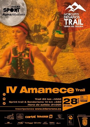 Desafíos trail Sierra del Segura - Aýna