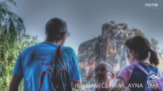 Aýna a la Carrera 2018 - IV amanece trail Ayna