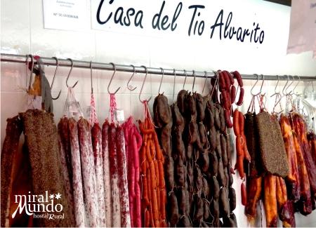 Carnicería Tradicional Sierra del Segura embutidos