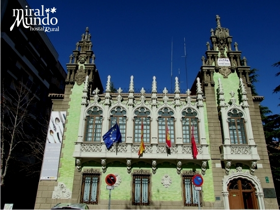Museo de la Cuchillería de Albacete - Casa de Hortelano