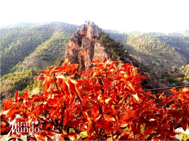 Otoño en la Sierra del Segura vistas desde Miralmundo