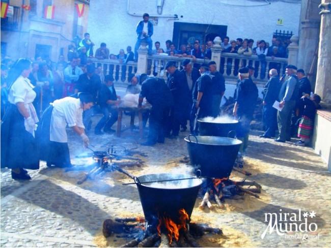 Otoño en la Sierra del Segura feria de tradiciones