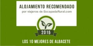 alojamientos más recomendados de Albacete