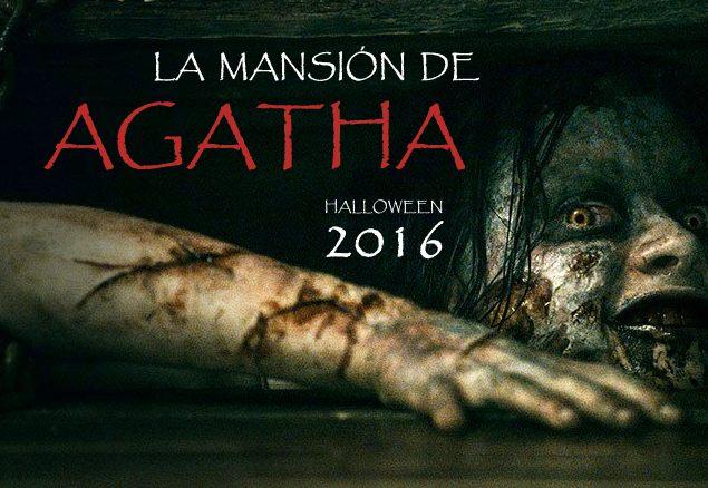 La Mansión de Agatha - Hallowen en Ayna 2016