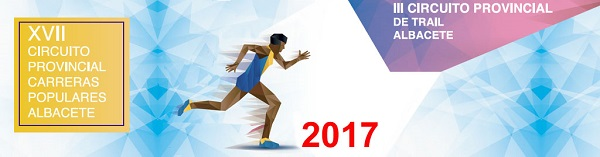 III Circuito provincial de Trail - Diputacion de Albacete 2017 Ayna