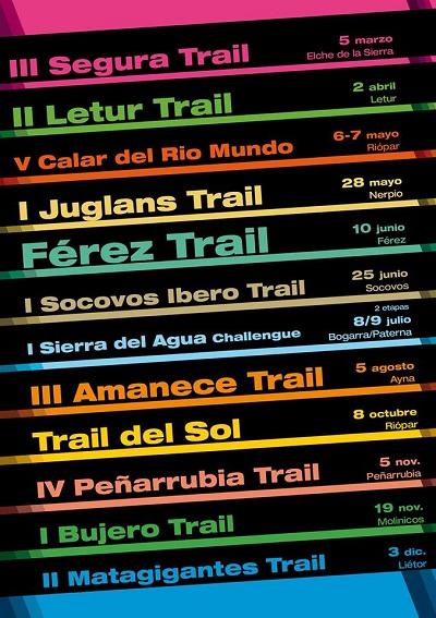 III Desafios trail Sierra del Segura 2017