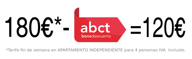 ABCT Bono descuento Sierra del Segura