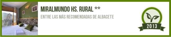 Recomendación Escapada Rural 2013