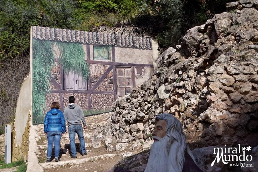 Aýna-ruta-de-Amanecista-semillero-de-hombre-Sierra-del-Segura-Albacete-Miralmundo