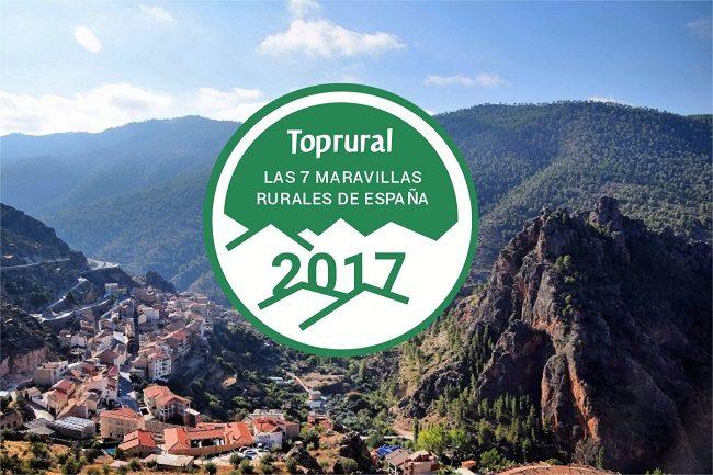 Aýna elegida una de las 7 maravillas rurales