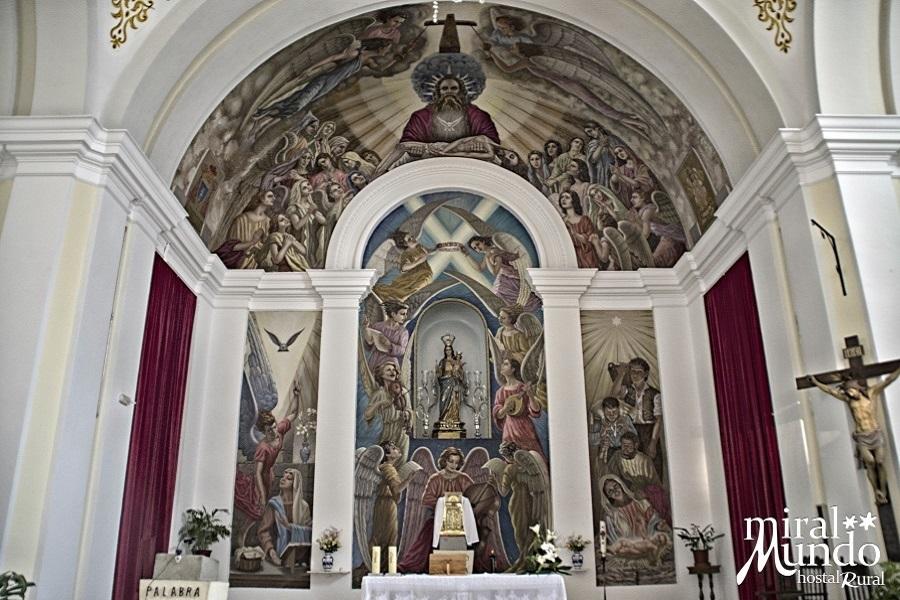Ayna-iglesia-nuestra-señora-de-lo-alto-interior-Miralmundo