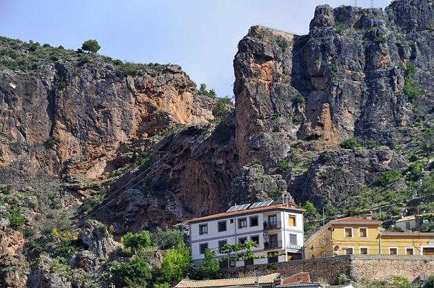 MIralmundo hotel rural en Aýna Albacete