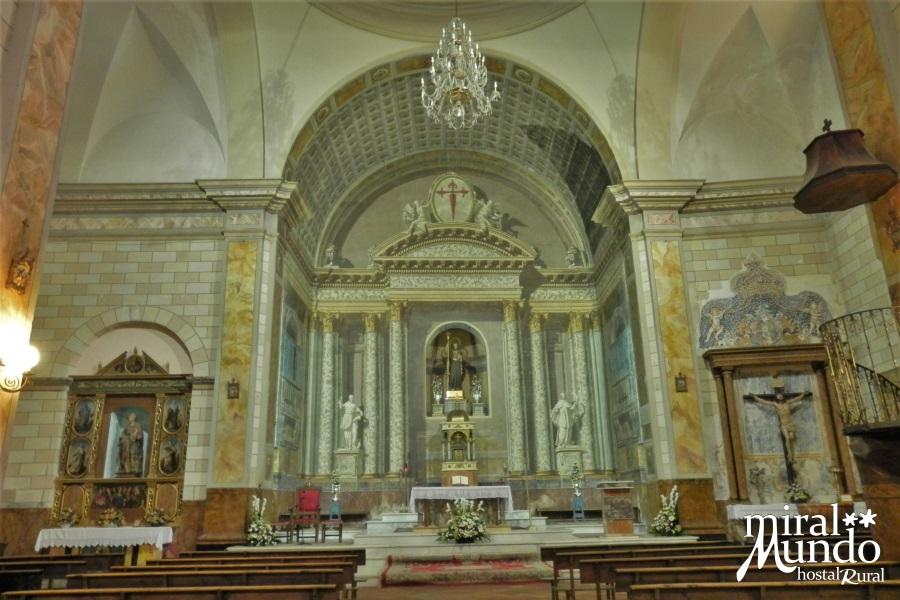 LIÉTOR-Altar_Iglesia_Santiago - Miralmundo