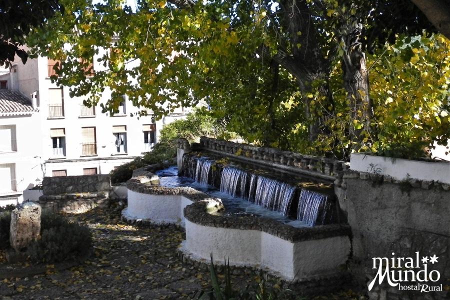 Letur-casco-urbano-agua