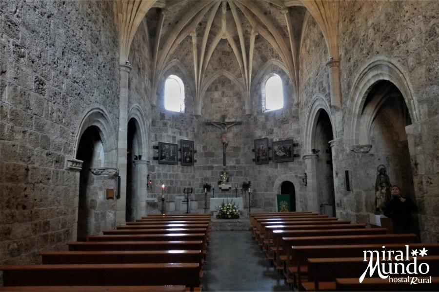 Letur-iglesia-de-Sta-Maria-de-la-asunción-interior