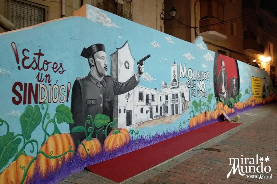 Ruta_de_Amanece_que_no_es_poco - Molinicos - Panel_calle