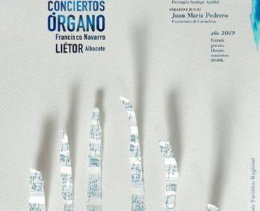 XXXVII Ciclo de Conciertos de Órgano en Liétor
