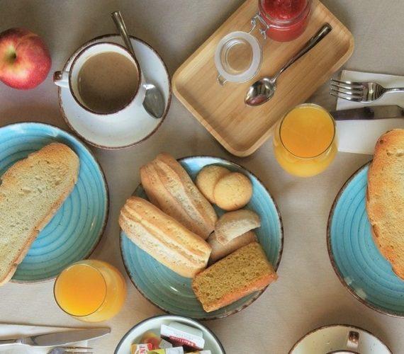 Desayunos en Miralmundo
