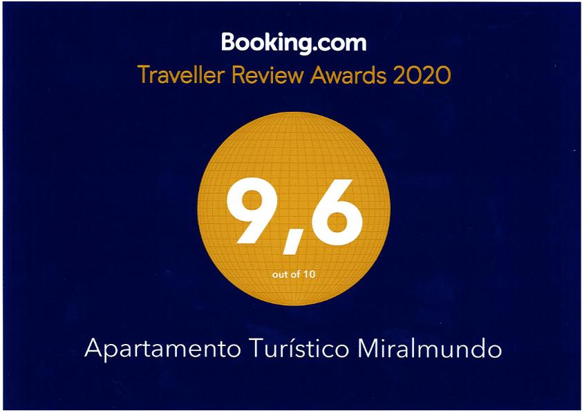 Booking Miralmundo Apartamento Turístico