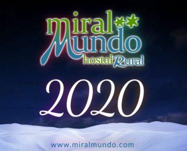 Vídeo – Feliz año 2020