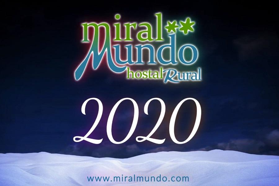 Vídeo - Feliz año 2020