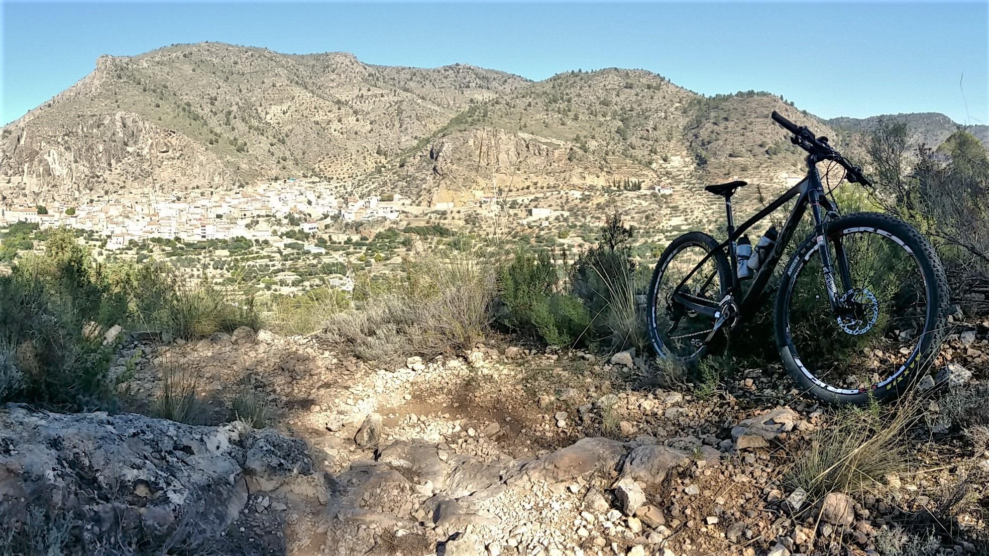 Rutas de BTT en Aýna - Sierra del Segura