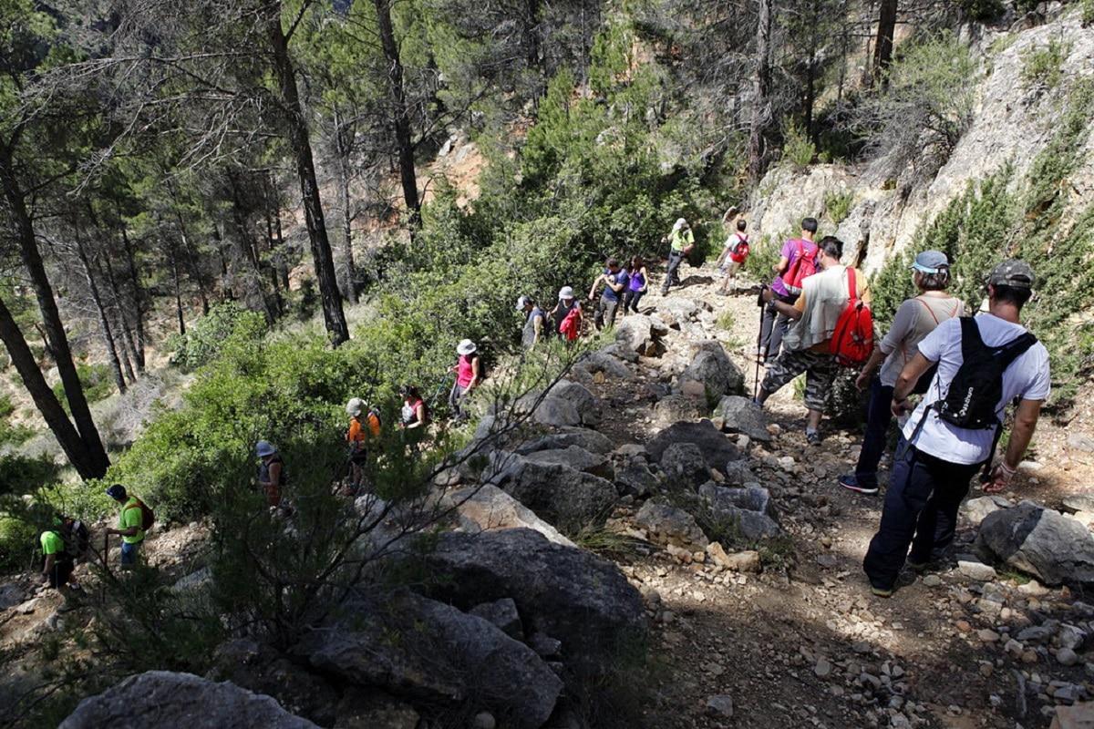 Rutas de Senderismo en Aýna - Sierra del Segura