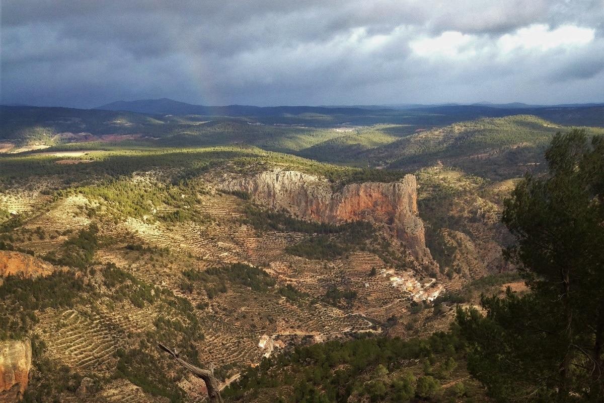 Rutas de Trail en Aýna - Sierra del Segura