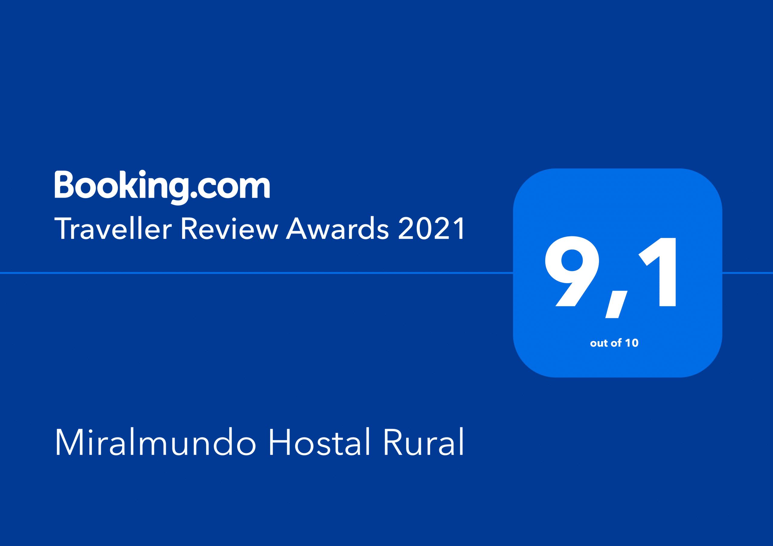 Miralmundo Hostal Rural Booking 2021