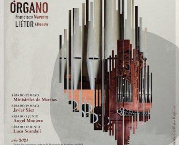 XXXVIII Ciclo de Conciertos de Órgano en Liétor