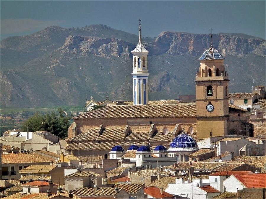 Hellín - Casco urbano